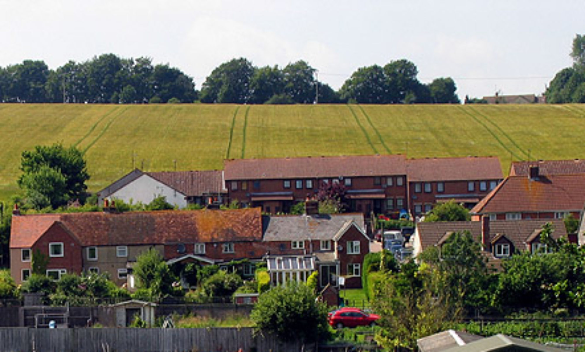 Canal Porno Ama De Casa Chantage the_rural_village_of_lambourn_-_geograph.uk_-_25913